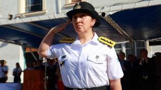Por primera vez, una mujer será subjefa de la policía provincial