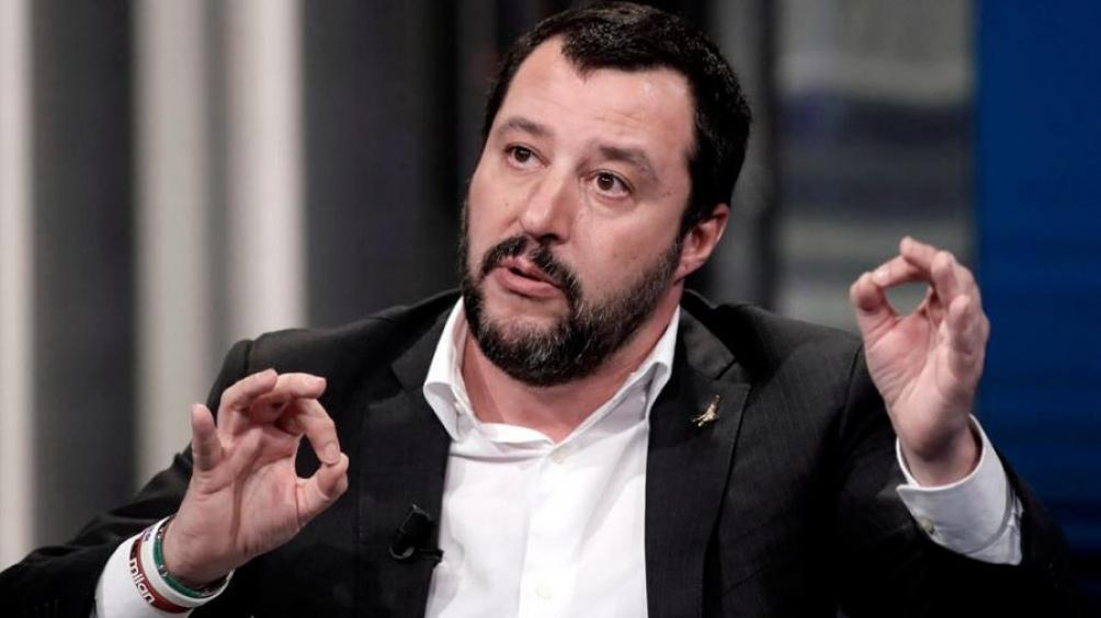ITALIA: Salvini negó los supuestos aportes rusos a su campaña