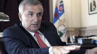 """Morales afirmó que Negri """"es el único que le puede ganar al peronismo"""""""