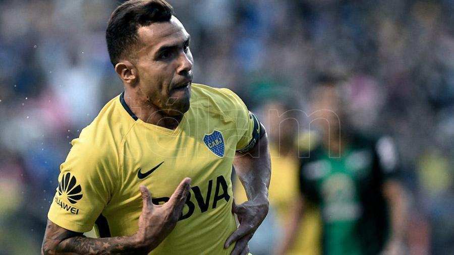 Tevez sería titular en el partido revancha frente a Liga de Quito