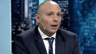 Indagan a D'Alessio por una denuncia del fiscal Stornelli