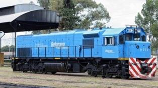 El Belgrano Cargas creció 26% en carga transportada