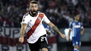 Pratto o Suárez, la duda de Gallardo para la ida contra Cerro Porteño