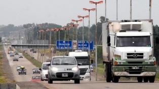 Rige desde mañana restricción vehicular en rutas bonaerenses por el fin de semana largo
