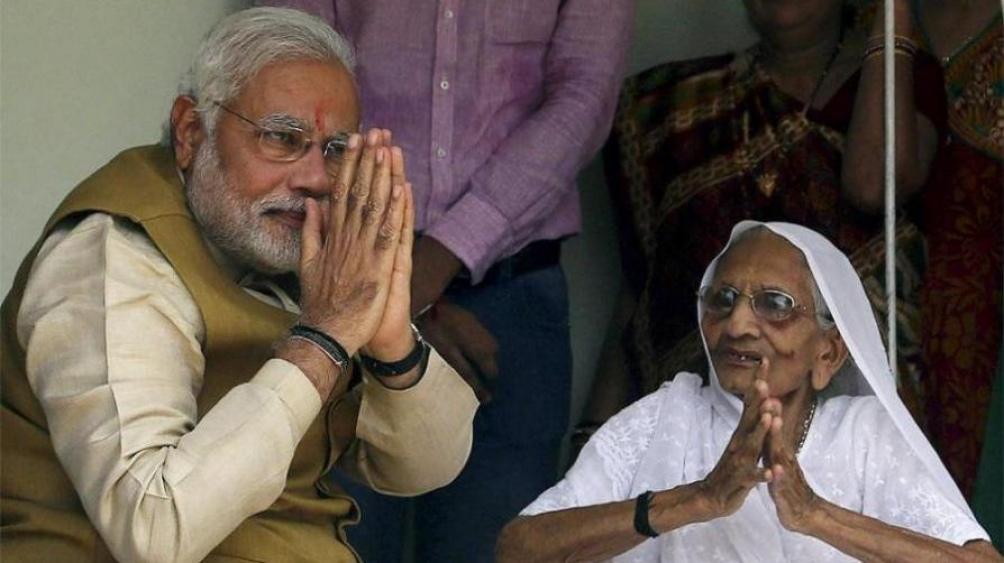 Narendra Modi (BJP - NDA), en busca de la reelección