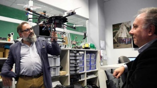 """La """"impronta tecnológica"""" de los investigadores, clave en la detención de Russo"""