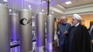 Irán reanudará el enriquecimiento de uranio en la planta de Fordo
