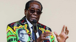 Falleció el emblemático ex presidente Robert Mugabe