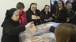 España vuelve a las urnas, polarizada por el conflicto de Cataluña