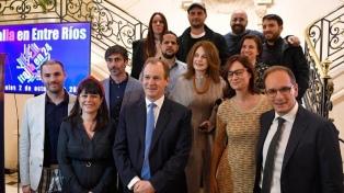Anunciaron la programación del Festival Internacional de Cine de Entre Ríos