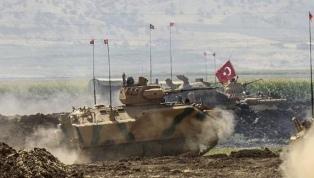 Turquía invade por tierra y aire Siria y comienza una guerra contra los kurdos