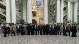 "Argentina ""exporta"" a Rusia el diálogo interreligioso"