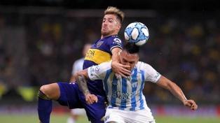 Boca le ganó a Atlético Tucumán y alcanzó a River en la cima