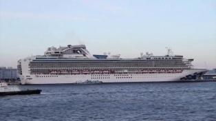 """Confirman otros 67 casos en el crucero """"Diamond Princess"""" y ya suman 285"""