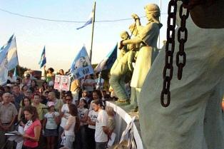 Con diversos actos se conmemoran los 36 años de la masacre de Margarita Belén