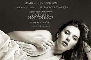 A sala llena, Scarlett Johansson conquistó Broadway
