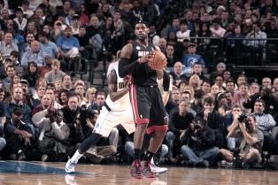 Miami derrotó a Oklahoma, en el duelo de líderes de la NBA