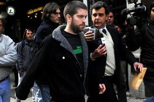 Liberaron al cantante Patricio Fontanet