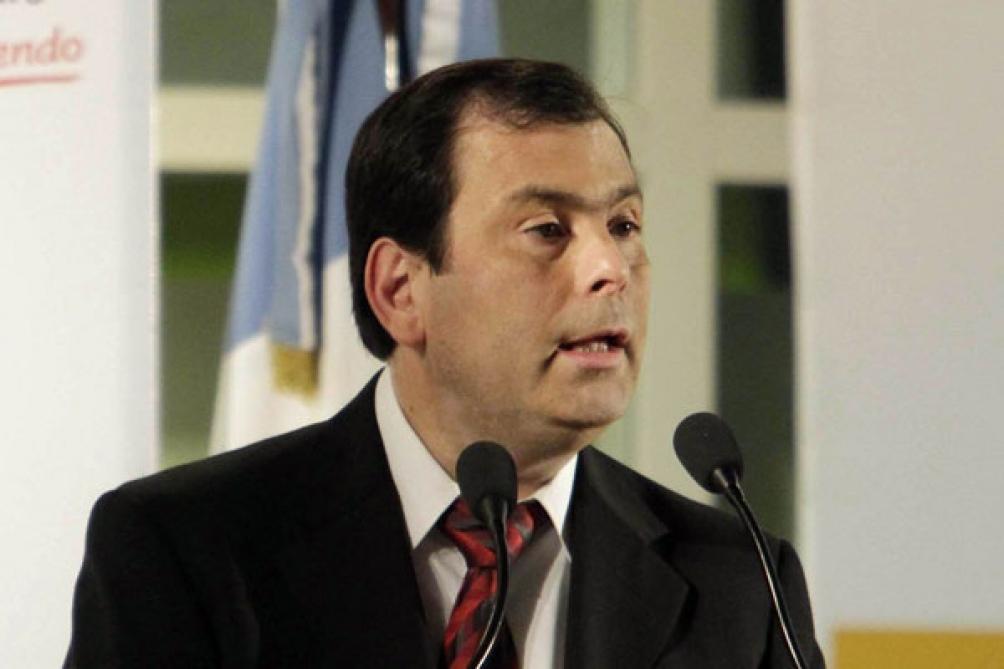 """Zamora invitó a """"hombres y mujeres para que desde la política podamos formar como herramienta superadora el presente, para proyectar un mejor futuro""""."""