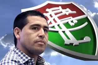 Fluminense haría una oferta por Juan Román Riquelme