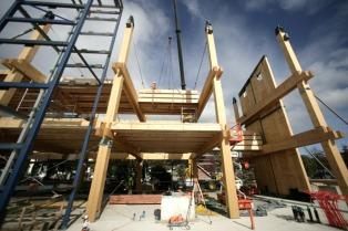 El sector inmobiliario fue el protagonista de los fondos cerrados
