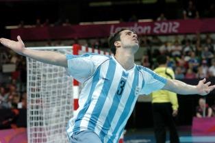 Argentina perdió abultadamente con Suecia
