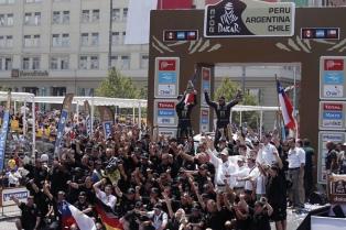 De Lima a Santiago, 8.570 km de un rally Dakar más duro