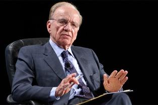 """Murdoch pidió a Facebook que pague por las noticias """"de calidad"""" que se comparten en esa red social"""
