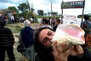 Punta Querandí, una batalla en nombre de los ancestros