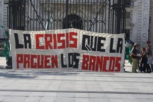 Por primera vez en 20 años, un banquero español fue preso por mala gestión