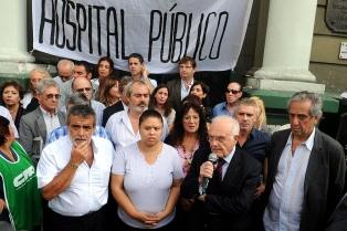 La Justicia porteña ordenó la reapertura del servicio Neurocirugía del Santa Lucía