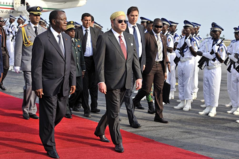 Mohamed VI, otro de los espiados con Pegasus
