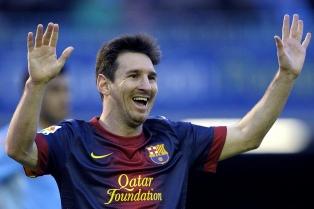 Lionel Messi es el décimo deportista mejor pago del mundo