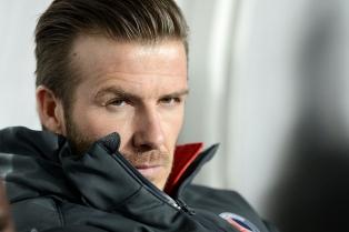 Beckham palpita el Mundial de Brasil como explorador en el Amazonas