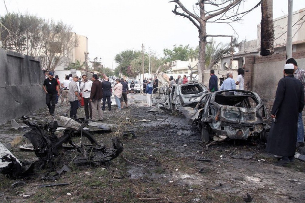 Libia vive una Guerra Civil desde 2011, cuando la OTAN derrocó a Muammar Kaddafi