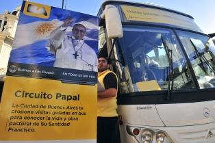 """Inaugurarán el """"circuito papal"""" porteño por los lugares que marcaron la vida de Francisco"""