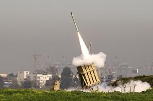 Dos cohetes disparados desde Gaza activaron las alarmas en el sur de Tel Aviv