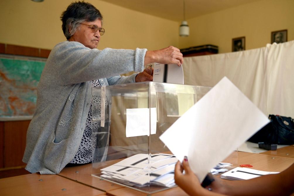 Tras la votación hay mayor fragmentación parlamentaria en Bulgaria