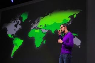 En directo, el segundo día del Google I/O