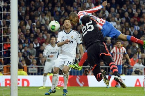 Atlético Madrid dio el gran golpe ante el Real y se quedó ...