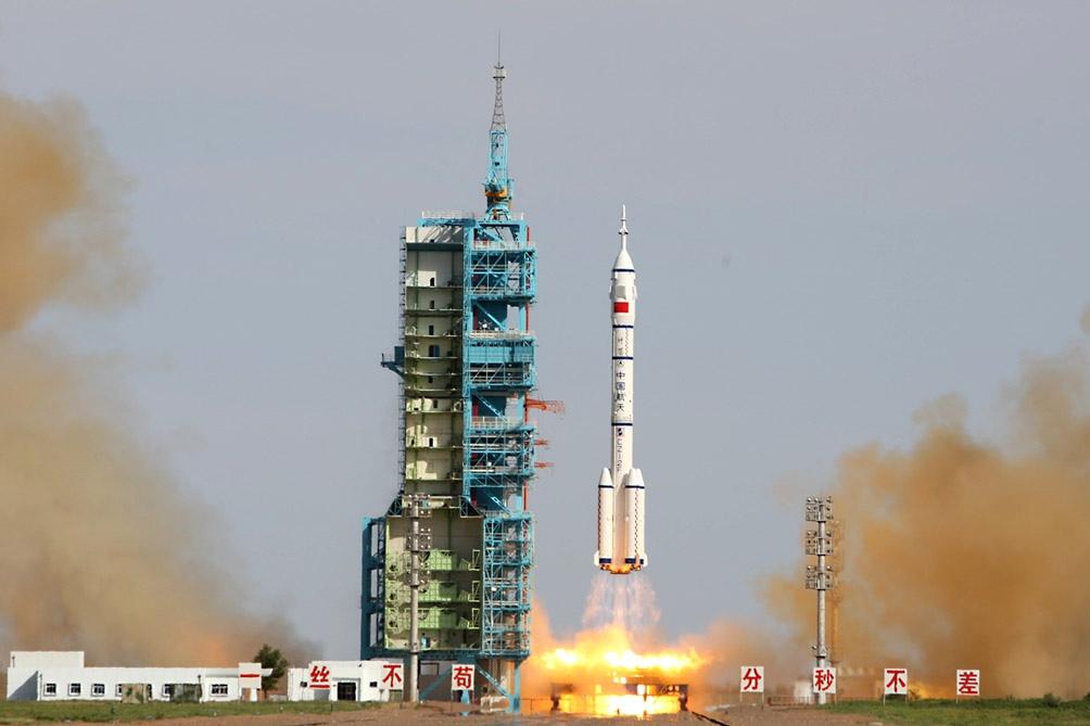 La nave Shenzhou-12 será lanzada este jueves a la 1:22, horario de China.
