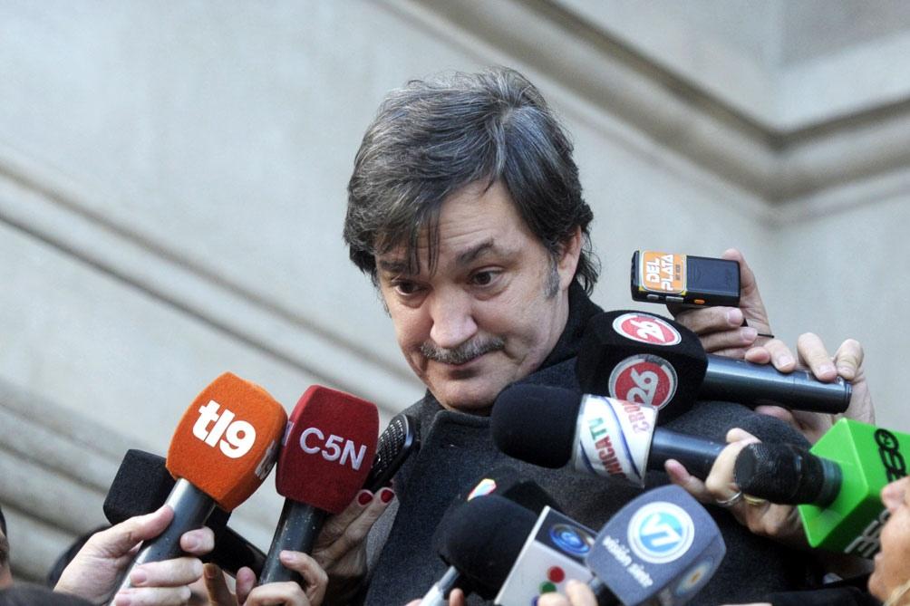 Pablo Lanusse, el abogado de Macri.