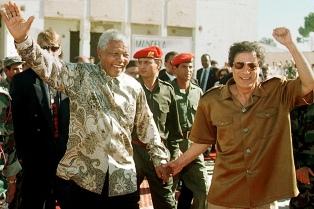 Dirigentes políticos despidieron en Twitter a Nelson Mandela