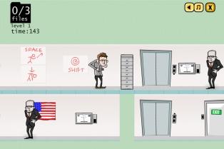 Llegó el videojuego de Snowden