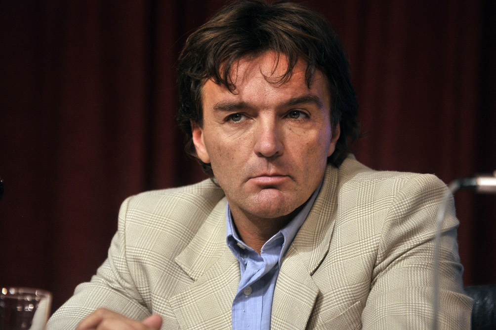 Adrian Cosentino, presidente de la Comisión Nacional de Valores
