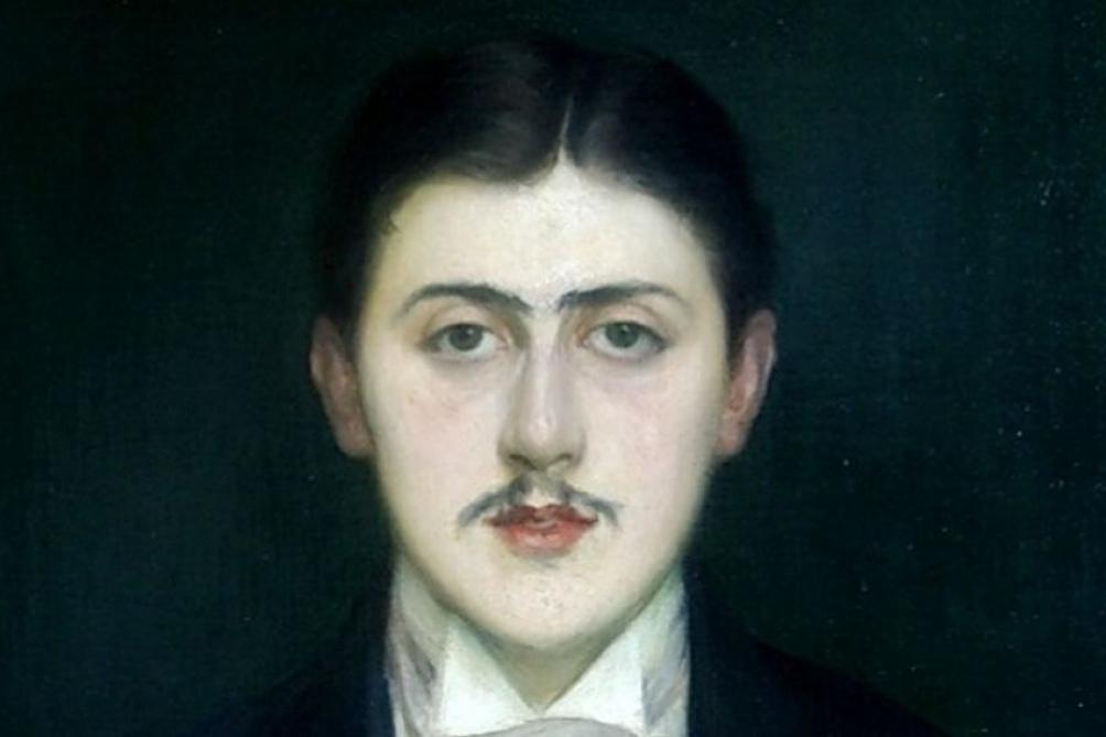 Mensajes al futuro de Proust