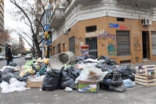 Macchiavelli alertó que en cinco años la Ciudad no tendrá lugares dónde enterrar la basura