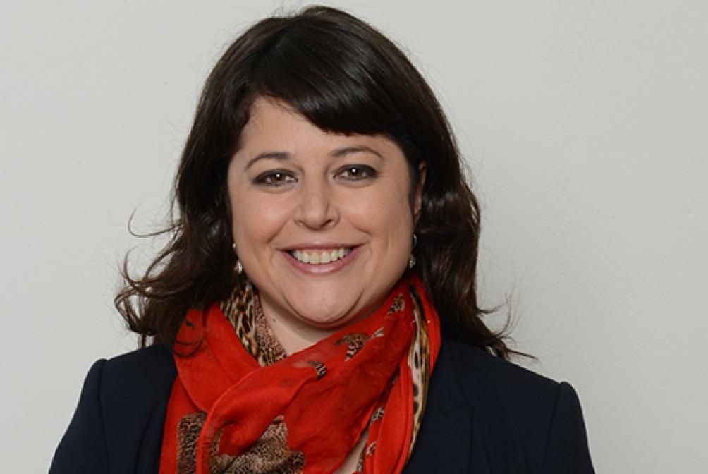 La impulsora de la idea, la diputada nacional del Frente de Todos, Carolina Gaillard.