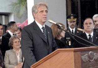 Tabaré Vázquez respaldó que el Estado regule el consumo de cocaína
