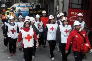 Cruz Roja Argentina presentó un programa de asistencia y apoyo a migrantes